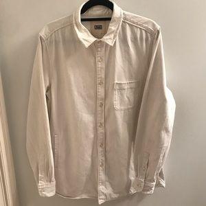 KITH x ONES STOKE Selvedge Denim Shirt